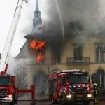 zeer grote brand in Steenwijk