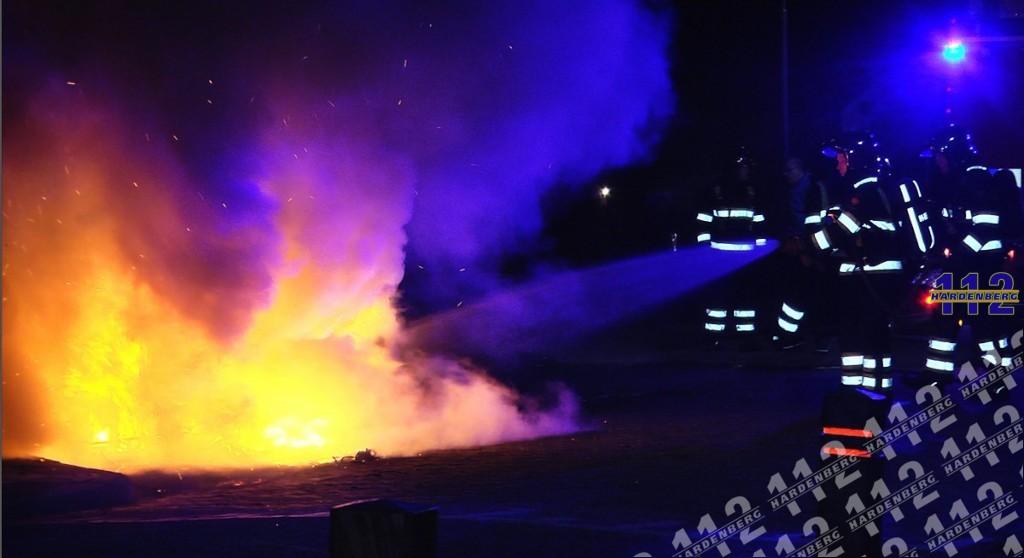 45 km auto in brand en vreugdevuur1